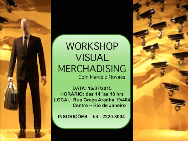 Visual Merchandising com Marcelo Novaes